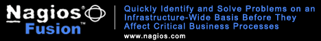 Nagios Fusion | Quickly Identify and Solve Problems on an Infrastructure-Wide Basis Before They Affect Critical Business Processes